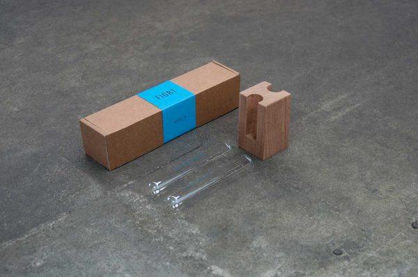 Figr1 Wooden Block 2 Mahogany packaging