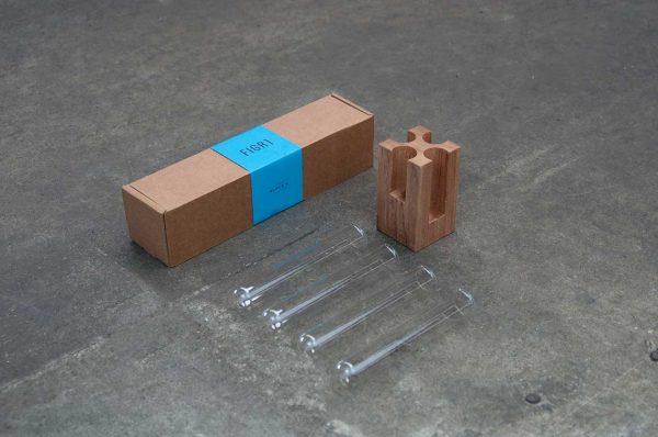 Figr1 Wooden Block 4 Mahogany packaging