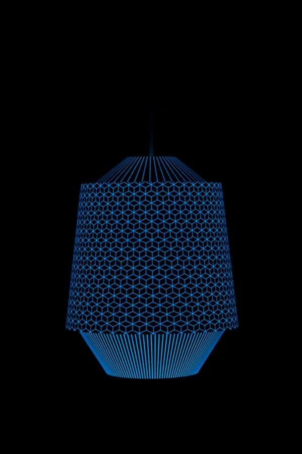 Assembli 3D Paper Loena Lamp Tall