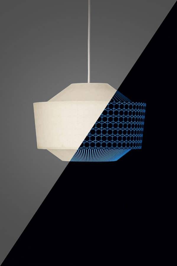 Assembli 3D Paper Loena Lamp Wide