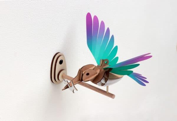 Assembli DIY Wooden bird perch