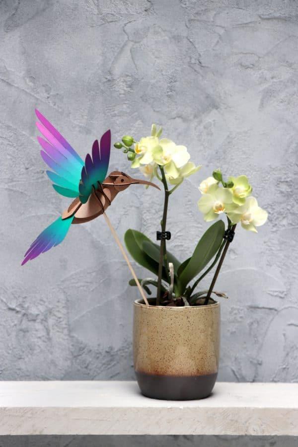 Assembli 3D Paper Bird Colibri