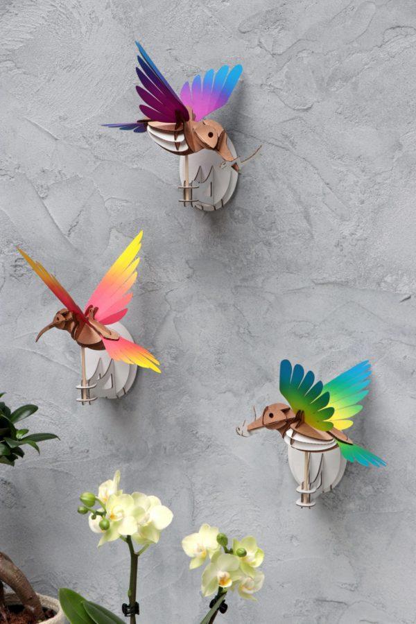 Assembli 3D Paper Birds