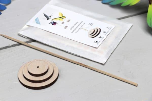 Assembli DIY Table Display wood